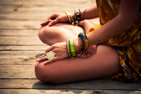 5 Steps To Get Into A Consistent Meditation Practice