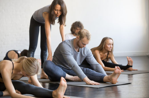 The One Truth I Want to Tell You as Your Yoga Teacher