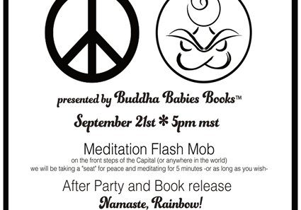 World Peace And Book Release
