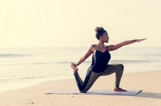 Feeling Nervous? Yoga Is The Solution