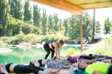 Weekend Getaway: Yoga On The Farm