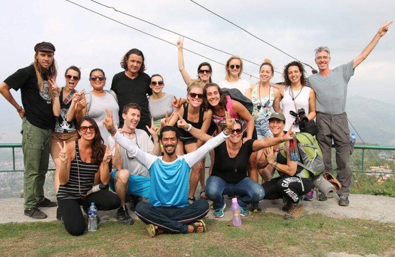 200 Hour Yoga Teacher Training In Nepal In November 2018