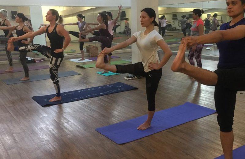 Yoga Classes In North Delhi