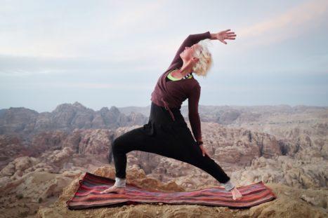 9 Day Yoga & Horse Soul Desert Retreat Jordan