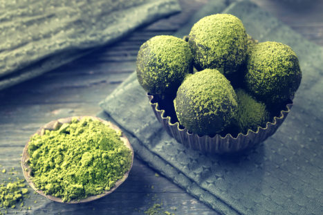 3 Matcha Energy Bites To Keep You Going Through The Day