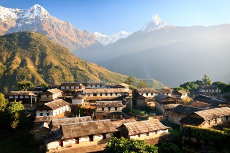 Nepal – Soul Medicine Yoga Retreat & Trek