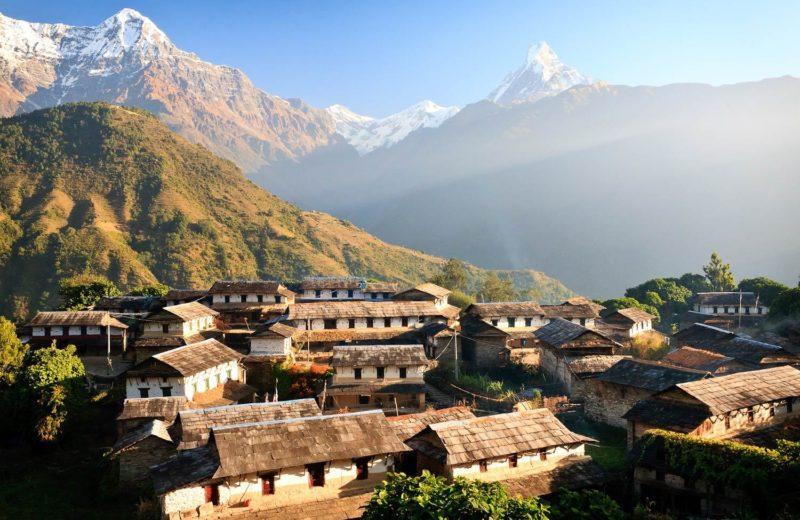Nepal – Soul Medicine Yoga Retreat & Trek
