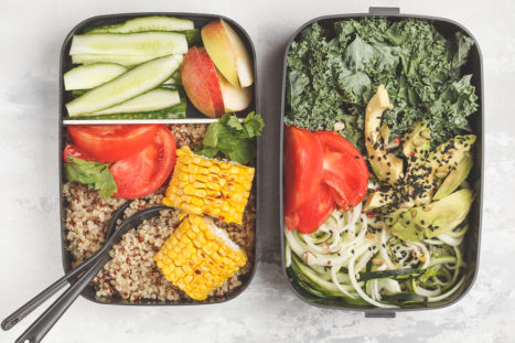 How To Plan, Prep, And Store Food For Healthy Meals All Week