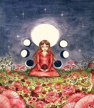 Moontime Mindfulness