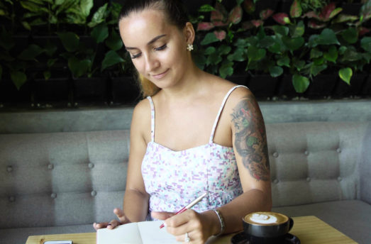 Meditation And Writing As A Path To Awakening
