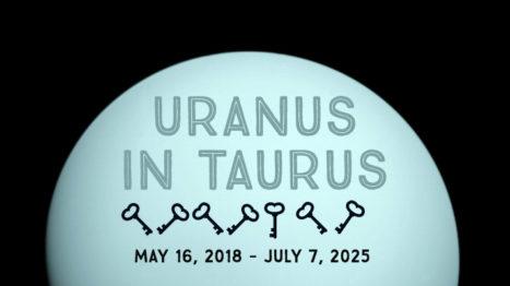 Uranus In Taurus