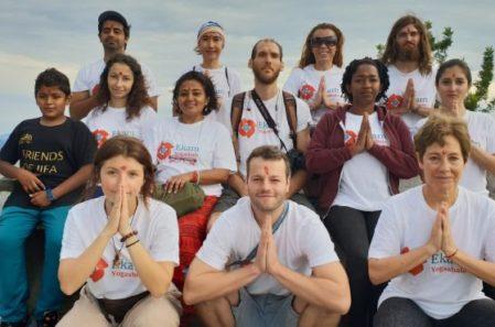 Scholarship For Free Yoga Teacher Training In Rishikesh