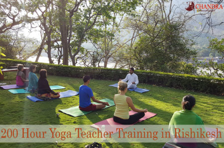 200 Hour Yoga Teacher Training In Rishikesh (January)