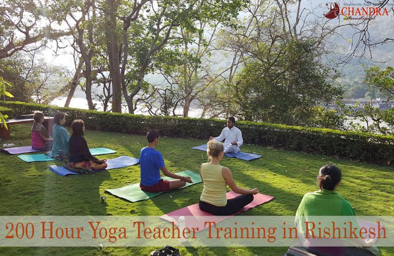 200 Hour Yoga Teacher Training In Rishikesh (January)