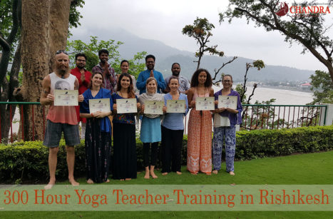 300 Hour Yoga Teacher Training In Rishikesh (January)