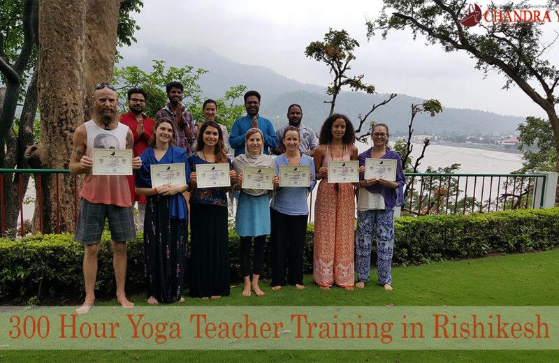 300 Hour Yoga Teacher Training In Rishikesh (January)