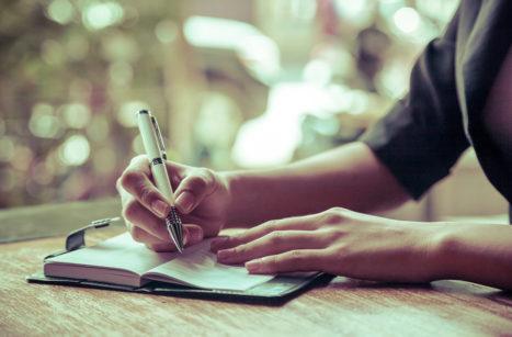 Sivana Podcast: Incorporate Journaling Into Your Yoga Practice With Brett Larkin