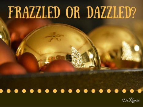 Holiday Frazzle And Dazzle Quiz