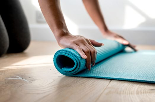 The One Surprising Thing Doing Yoga Before Work Taught Me