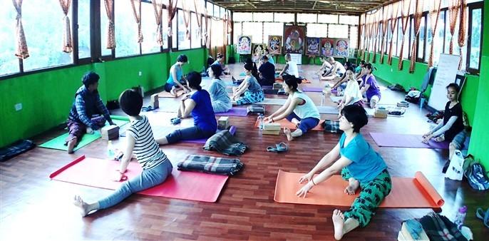 200 Hour Yoga Teacher Training In Rishikesh RYS 200