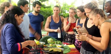 Ayurveda Cooking Courses In Kerala India