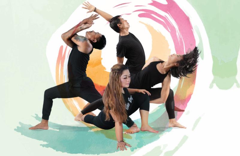 27 Days Replenish The Chi – Yin & Hatha Yoga Teacher Training 200 Hours