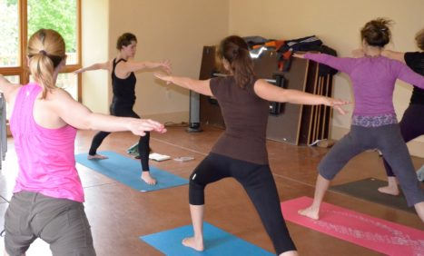 3 Day Yoga ~ Sound Healing ~ Feldenkrais Retreat