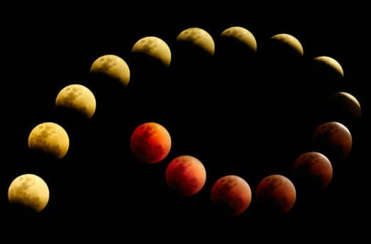 Jan 20:  Super Blood Moon Eclipse Of Truth And Self-Knowledge - Pushya (Vedic Astrology)