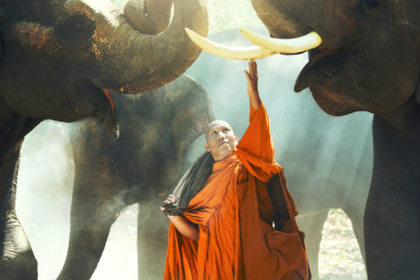 The Religious, Mythological, & Philosophical Meaning Of Elephants In The East