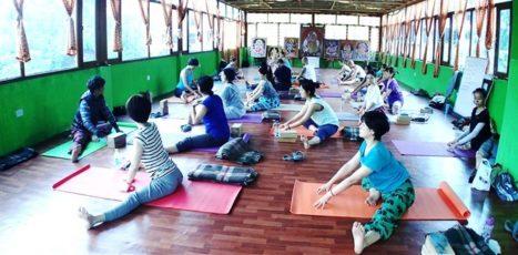 200 Hour Ashtanga Yoga Teacher Training In Rishikesh RYS200 (April)