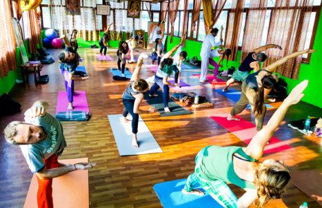 200 Hour Kundalini Yoga Teacher Training In Rishikesh RYS200 (April)