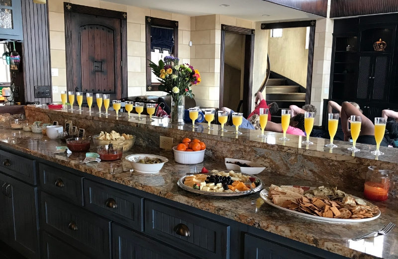 Yoga At The Castle, Alpacas, Mimosas And Hors d'oeuvres OH MY!